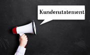MandCom: Kundenstatement